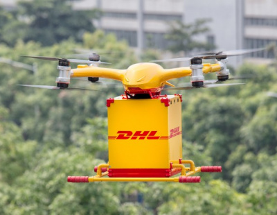 DHL Express collaborates with EHang on last-mile drone delivery