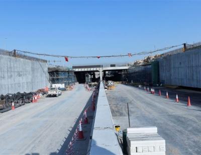 New Dubai-Sharjah road nears completion, easing traffic