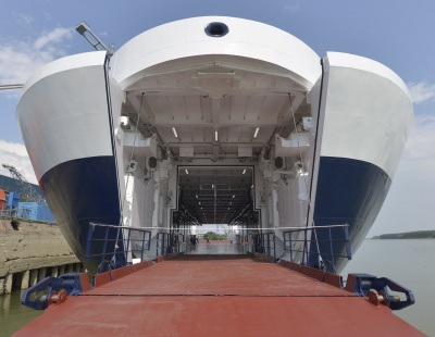 MacGregor secures port equipment and RoPax ferry conversions