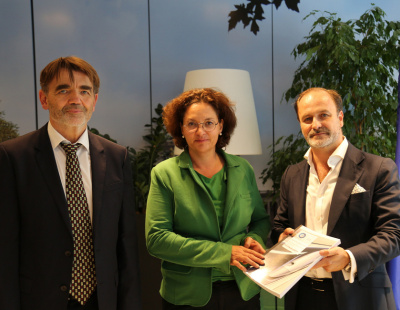 Hyperloop TT presents hyperloop safety guidelines to the EC
