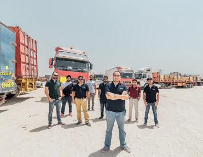 Big name logistics investors get behind KSA techno-logistics firm Trukkin