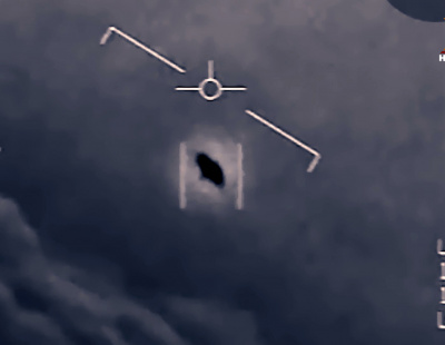 US aircraft followed by fleet of UFOs, says navy pilots