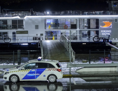Death toll mounts following Viking cruise ship collision with sightseeing boat in Hungary