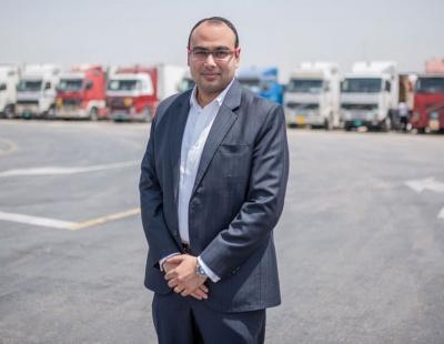Q and A: Janardan Dalmia, CEO of Trukkin Middle East