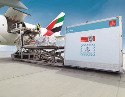 Emirates SkyCargo strengthens its pharma capabilities