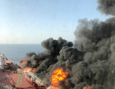 Gulf oil shipments now cost more than $500,000 to insure