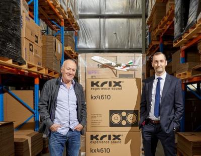 Ozzie exporter benefits from Emirates SkyCargo partnership