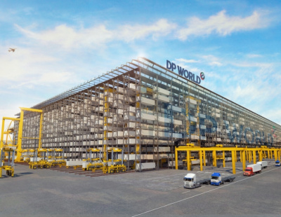 DP World showcases revolutionary High Bay concept at TOC Europe