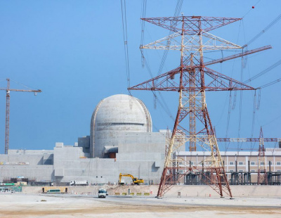 UAE's first nuclear power plant set to begin ops by early 2020