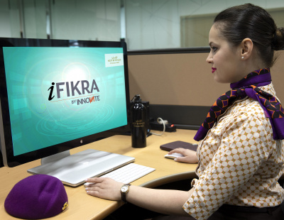 Etihad Airways launches AI crowd-sourcing platform iFikra for employees