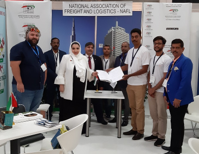 FreightBro signs MoU with UAE's National Association of Freight & Logistics