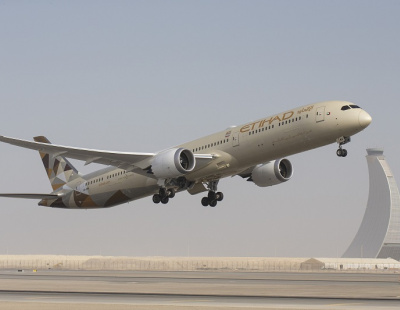 Etihad launches Dreamliner services from Abu Dhabi to Shanghai