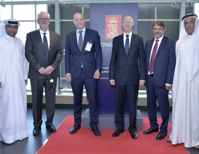 Kongsberg Maritime opens new headquarters at Dubai Maritime City