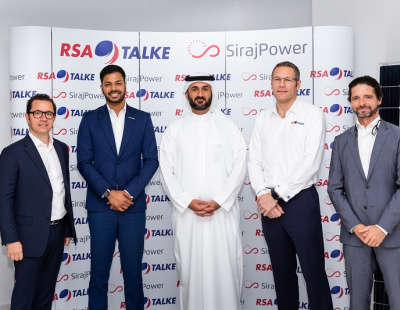 SirajPower goes live with solar rooftop for RSA-TALKE