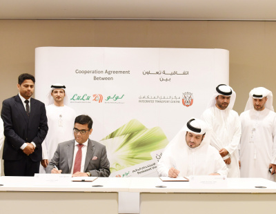 Integrated Transport Centre and Lulu Group sign MoU to sell Hafilat cards