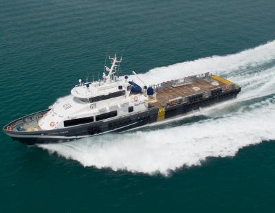 Grandweld Shipyards celebrates UAE maritime success