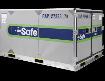CSafe expands partnership with Swiss WorldCargo
