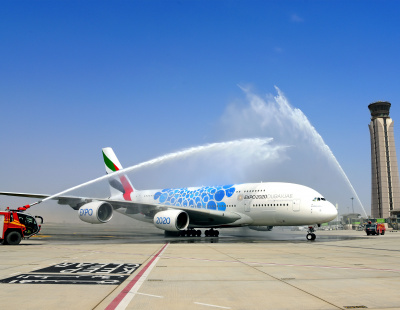 Emirates launches two daily A380 flights to Muscat