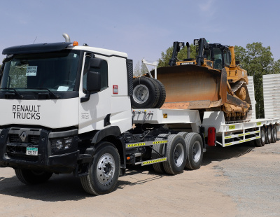 Barari Natural Resources purchases new Renault Trucks K