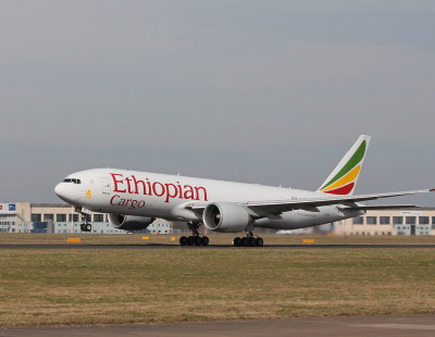 Ethiopian Air Cargo launches new three-continent China service