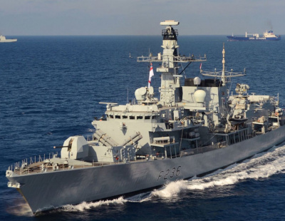 Britain says planning European-led protection force in Gulf