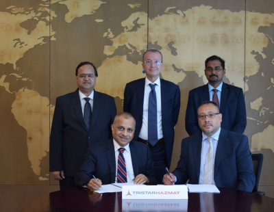 Tristar and Stevens Groups Form Joint Venture on Hazardous Goods in JAFZA