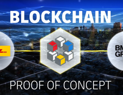 Video: DHL and BMW team up for Blockchain Proof of Concept