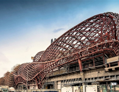 Big Pic: Riyadh Metro's new KAFD Station