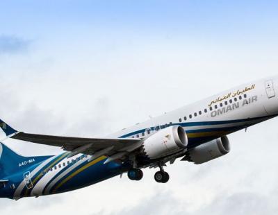 Oman Air cancels 750 flights amid Boeing 737 Max groundings