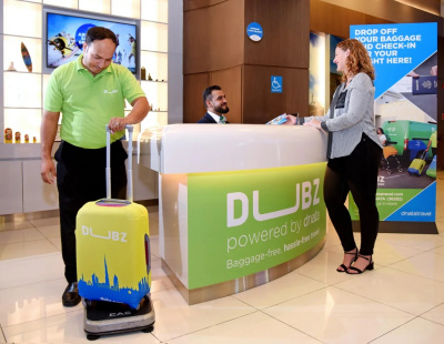 DUBZ eases transit travel logistics with Dubai Mall flight check-in stations