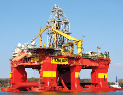 ACO Marine installs semi-submersible wastewater plant