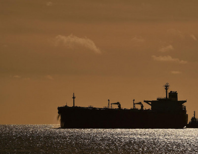 Iranian tanker departs Gibraltar and enters international waters