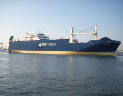Logistics services drive Bahri profit growth for Q3