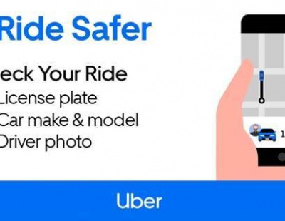 Uber launches Check Your Ride reminder in the UAE and across the region