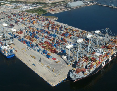 New railway connecting DP World port to Silk Road opens