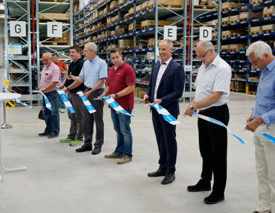 Optima Logistics Centre launched in Solpark, Poland