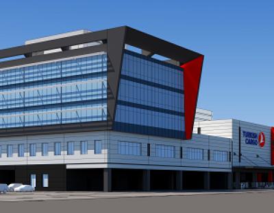 Lödige Industries equips cargo terminal of Turkish Cargo