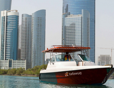 Tafawuq Facilities Management introduces first boat to its Abu Dhabi fleet