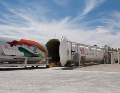 Indian officials approve Virgin Hyperloop One-DP World Pune-Mumbai route