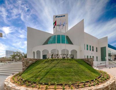 Daikin relocates MEA division headquarters to Dubai's Jafza