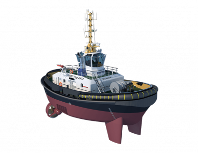 Port of Auckland orders the world's most powerful electric tug