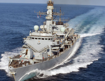 UK sends HMS Kent to Arabian Gulf to join US Navy mission
