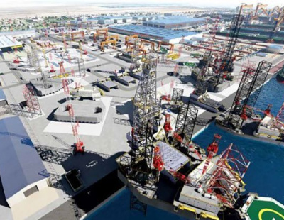 US firm wins contract for giant Saudi shipyard project