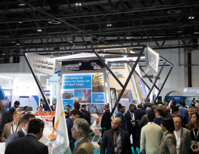 Breakbulk Middle East returns to Dubai after 83% increase in attendance