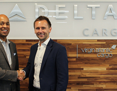 Virgin Atlantic and Delta expand US-UK air freight services