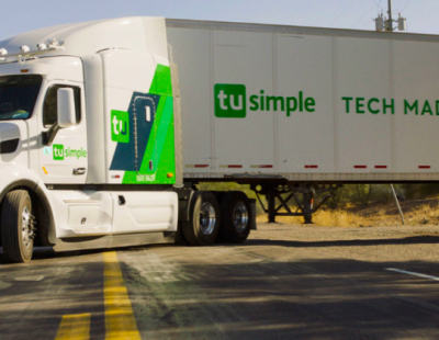 UPS invests in autonomous driving company TuSimple for Arizona tests