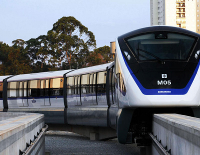 Bombardier signs $4.5 billion contract to build Cairo monorail