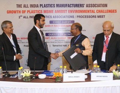 KIZAD and AIPMA offer investment opportunities for Indian polymer companies