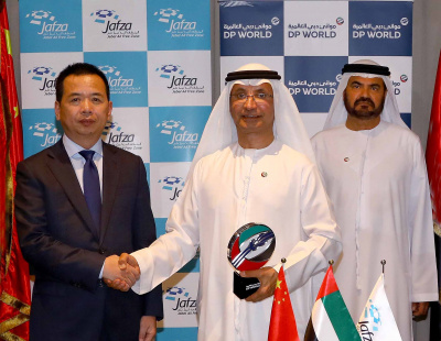 DP World to develop first smart freezone for retail in the Middle-East