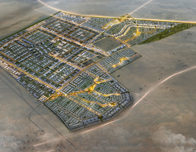 Khazaen awards the first construction contract for Oman's new integrated economic city